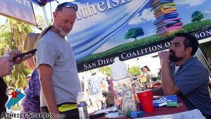 2016_AtheistBooth_Earthday5