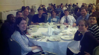 American Humanist Association Convention 2011 dinner